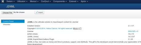 j2xml-import