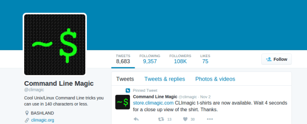 CommandLineMagic