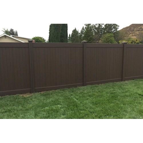 Medium Crop Of Build Backyard Fence