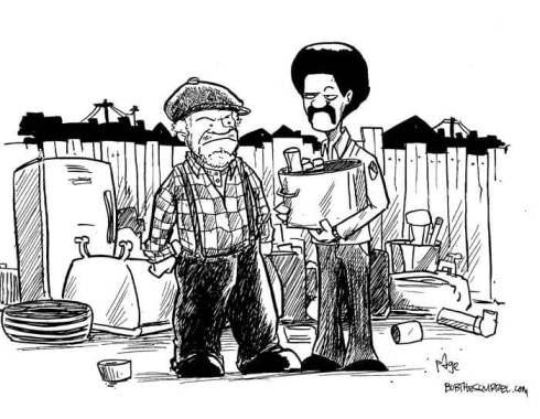 sanford and son by frank page