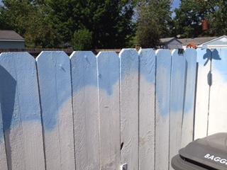 fence cloud