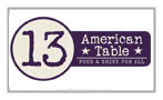American-table