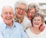 elderly-smile