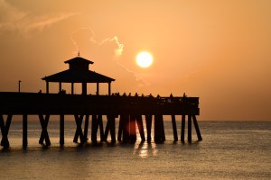 Happy Tuesday - Have a Great Day - A Special Hi to Donna & Ed Who Make Almost Every Sunrise at Deerfield Beach - Photo Courtesy Rick Alovis