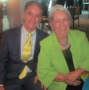 Helen Babione and Craig Fuher