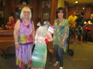 Charlotte Beasley and Wendy Baum