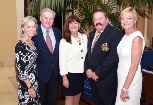 Bonny Smith, Bill T. Smith, Jr., Mayor Susan Haynie, Frank Feiler , Nancy
