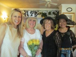 Margi Helschein, Charlotte Beasley, Karen Burke and Remy Mc Clendon