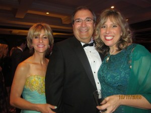 Pamela Weinroth and Dr. and Emily Grabelsky