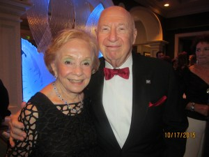 June and Dr. Ira Gelb