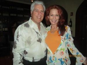 Steve Fox and Dibora Welch