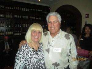 Charlotte Beasley and Steve Fox