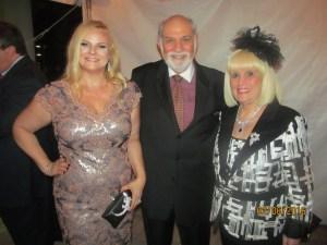 Keri Oeltjen,  Neale Poller and Charlotte Beasley