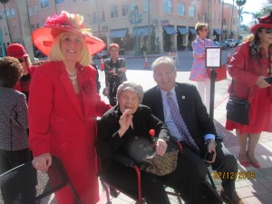 Charlotte Beasley, Countess DeHoernle and Bob Weinroth