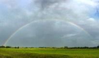 Happy Thursday - Wishing All Lots of Rainbows - Photo Courtesy Rick Alovis