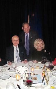 Jay Weinberg, Bob Weinroth, Marilyn Weinberg