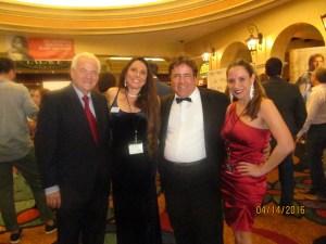 Jeff Davis, Adirienne Mazzone, Larry Richman and Alexandra Flugel