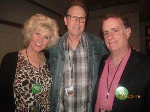 Darci and Gary Wolfson and Sheldon Cohn