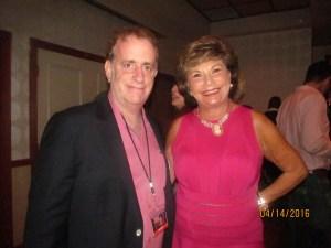 Sheldon Cohn and Arlene Herson