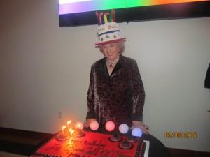 Marleen Forkas's Birthday party at FAU