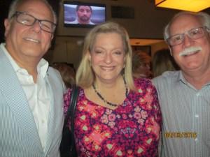 Jon and Bonnie Kaye and Lewis Fogel