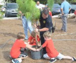 Arbor Day Woodlands 2015