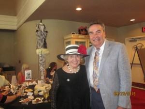 Marleen Forkas and Mark Larkin