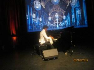 Ivann mesmerizing piano composer.