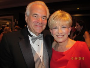 Jeff Davis and Rhonda Scheer