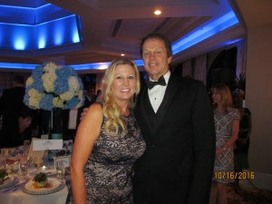 Caroline and John Kelly of FAU