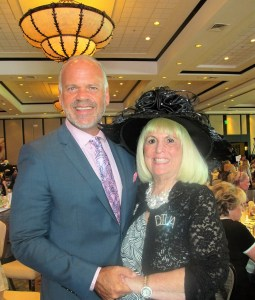 Randy Colman and Charlotte Beasley