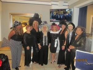 Diva's Kim, Sandi, Elyssa, Charlotte, Debra and Sabina