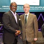 George Gadson (SBDC), Adalnio Senna Ganem (Brazilian Ambassador)