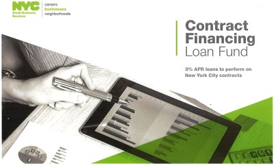 BOC Capital Corp. Contract Financing Loan Fund
