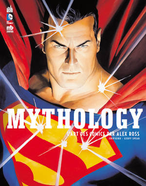 mythology_alex_ross_couv