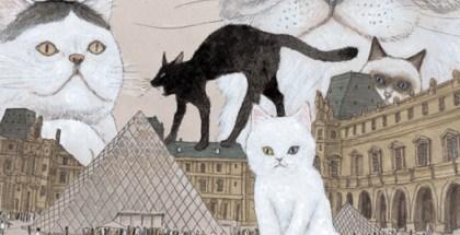 Les Chats du Louvre_Une