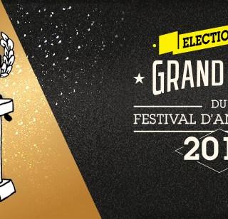 Angoulême 2018 : c'est parti pour le vote du Grand Prix