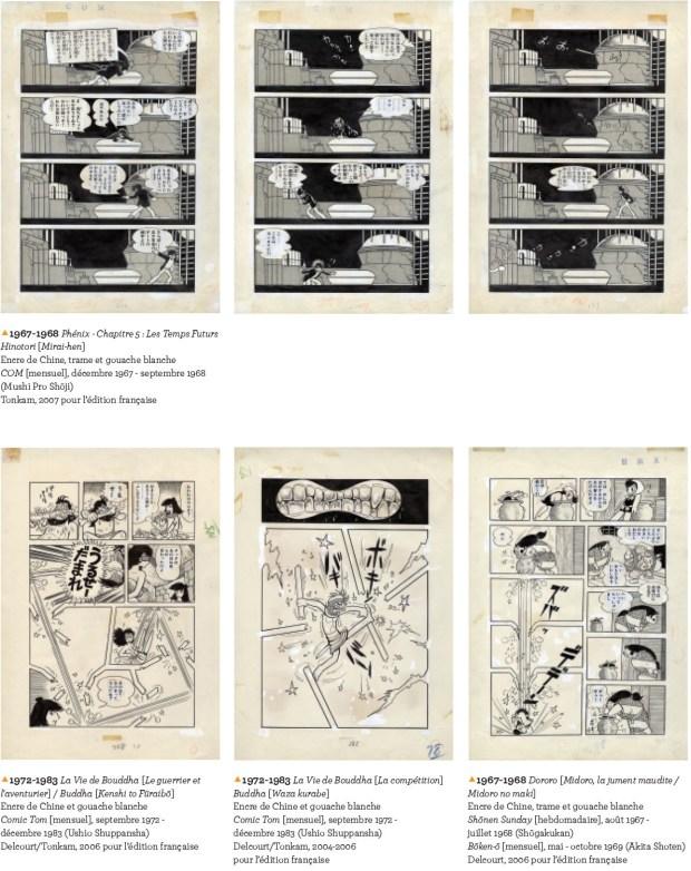 Catalogue Osamu Tezuka 2