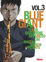 Blue Giant 3 Couv
