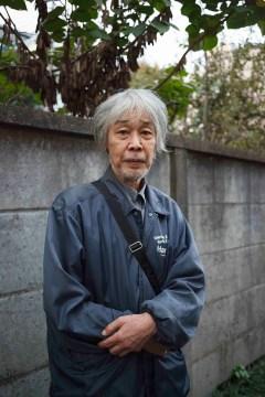 Yoshiharu Tsuge portrait