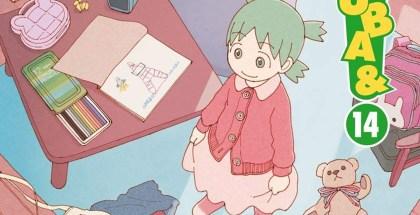 Yotsuba 14 Une