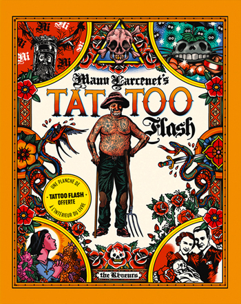 tattoo-flash-larcenet_couv