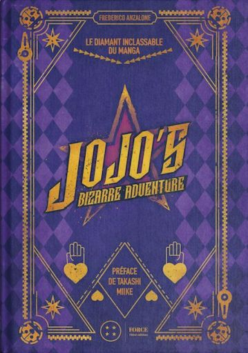 Jojo s bizarre adventude Third Edition