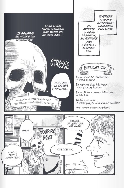 Libraire jusqu a l os 3
