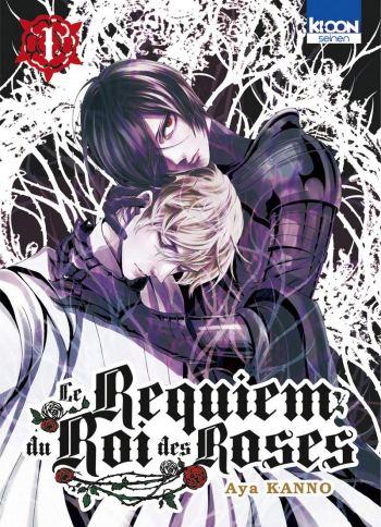 Requiem du roi des roses 1 Couv