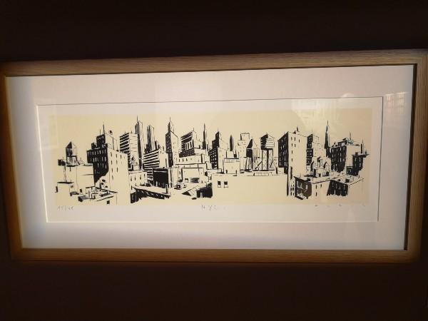 Exposition François Avril - Manhattan