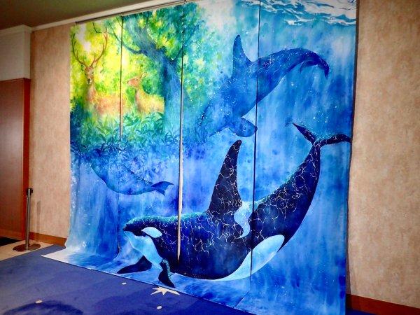Peinture Grand Format Asuka Ishii