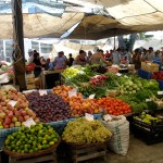 Yalikavak Market Bodrum Turkey