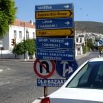 Bodrum Signposts
