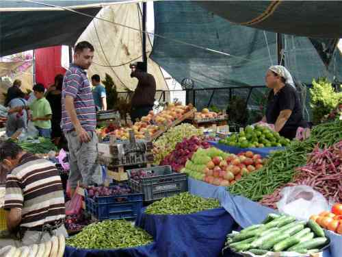 Akyarlar Bodrum Market Index Page Bodrum Peninsula Shopping Turkey